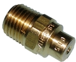 SOAP NOZZLE, 1/4 inch Male Threaded - 0 Degrees Size: 15, 20, 30 and 40
