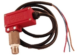 Hotsy Red Pressure Switch Power Washer Burner Control